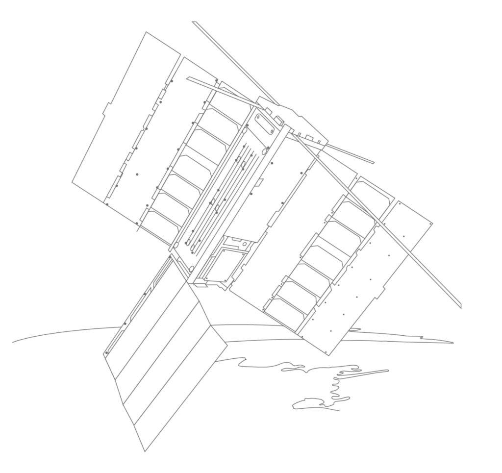 Adler Satellite image